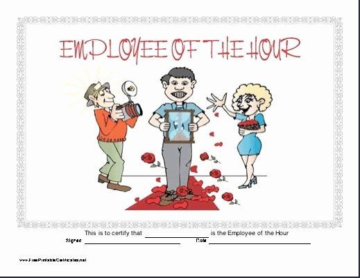 Employee Of the Year Certificates New 17 Best Images About Certificates On Pinterest