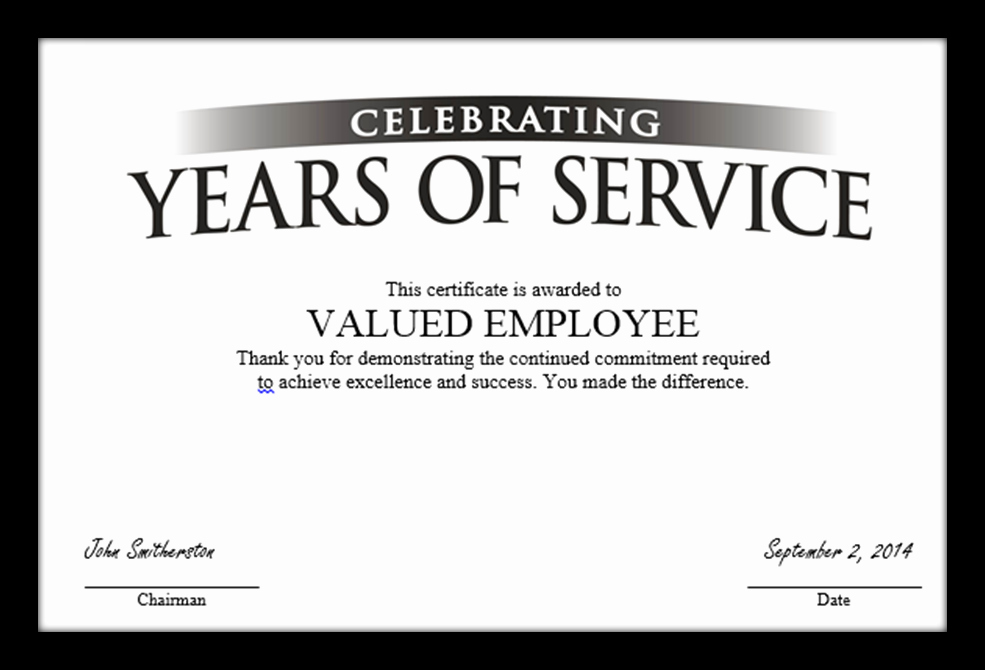 "Employee Of the Year Certificates New Tag Archive for ""employee Anniversary"" Recognizethis Blog"