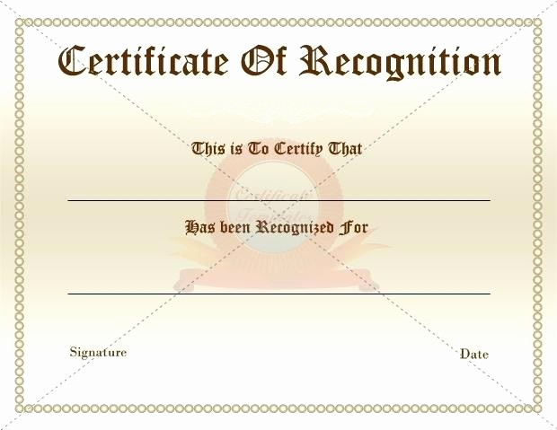Employee Recognition Certificates Templates Free Inspirational Aa Employee Recognition Certificates Award Template