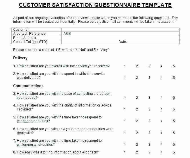 Employee Satisfaction Survey Template Word Awesome Word Survey Template Primary 4 Cooperative Quintessence