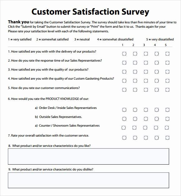 Employee Satisfaction Survey Template Word Lovely Employee Satisfaction Survey 8 Download Free Documents