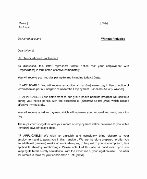 Employment Letters Of Recommendation Samples Fresh 6 Sample Employee Reference Letters