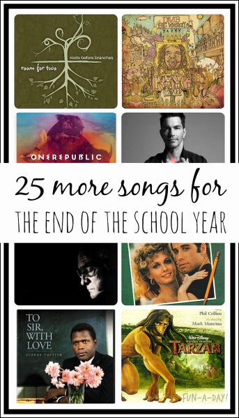 End Of the Year Slideshow Awesome 25 More End Of the Year Slideshow songs for Preschool and
