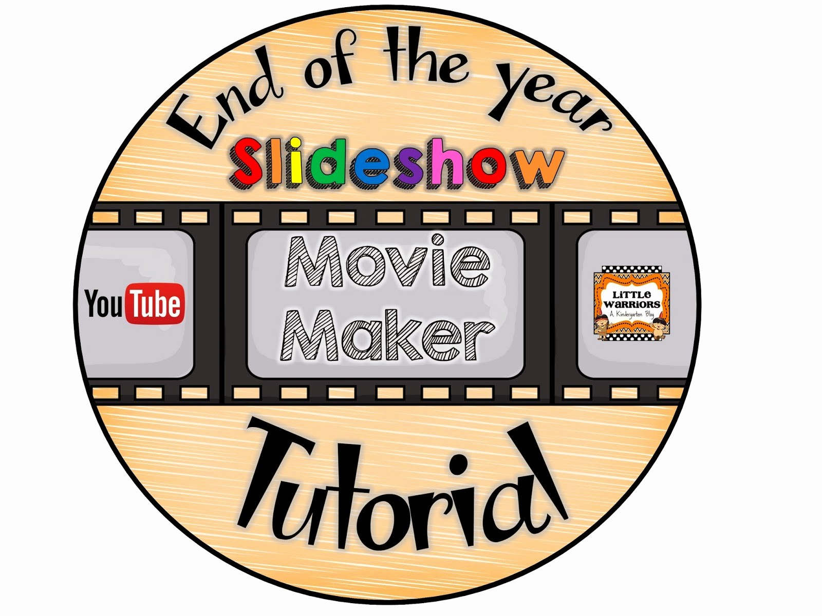 End Of the Year Slideshow Awesome End Of the Year Slideshow Title Slides Music Tutorial