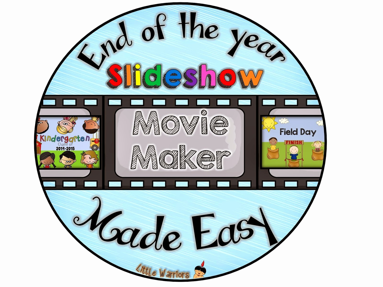End Of the Year Slideshow Elegant End Of the Year Slideshow Title Slides Music Tutorial