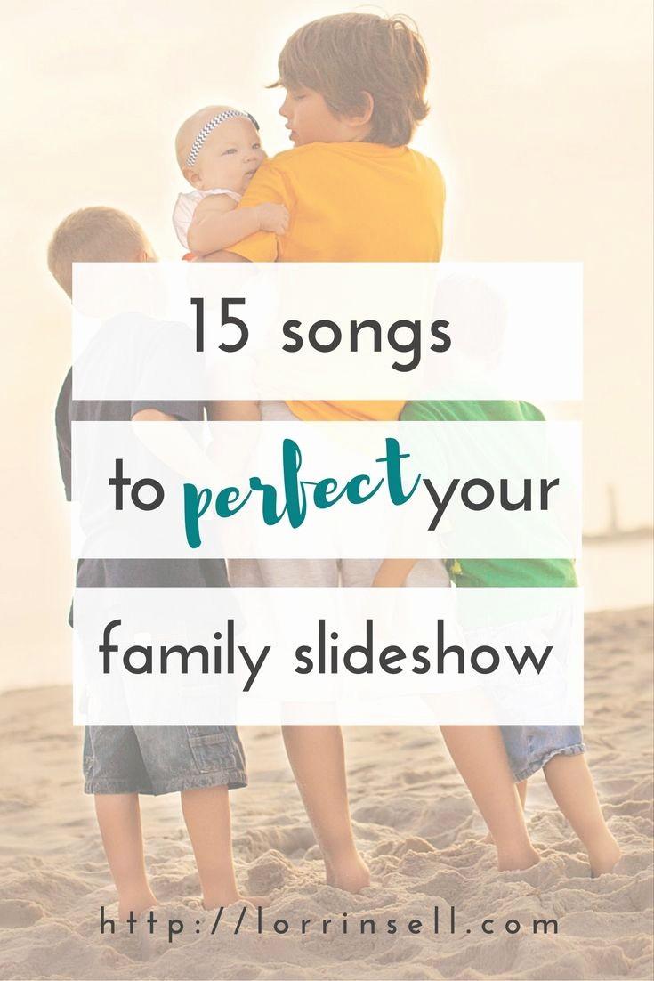 End Of the Year Slideshow Fresh Best 25 Slideshow songs Ideas On Pinterest