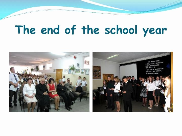 End Of the Year Slideshow Lovely Ppt Celebrations at Our School Powerpoint Presentation