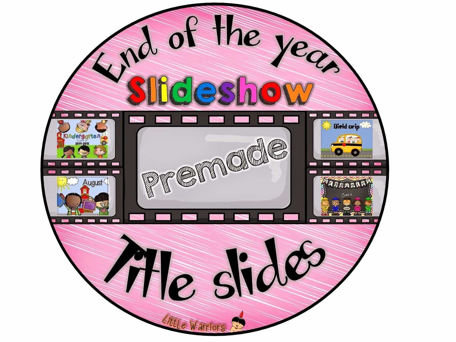 End Of the Year Slideshow Luxury End Of the Year Slideshow Title Slides Music Tutorial