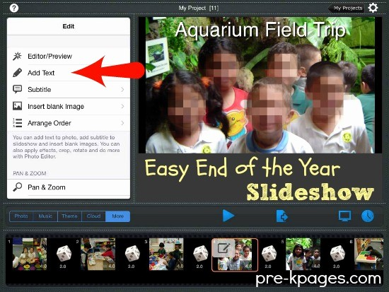 End Of the Year Slideshow Luxury How to Make A Picture Slideshow for Preschool Graduation