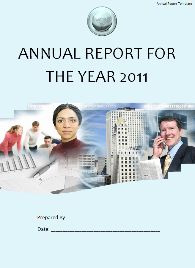 End Of Year Reports Templates Inspirational 14 Annual Report Templates