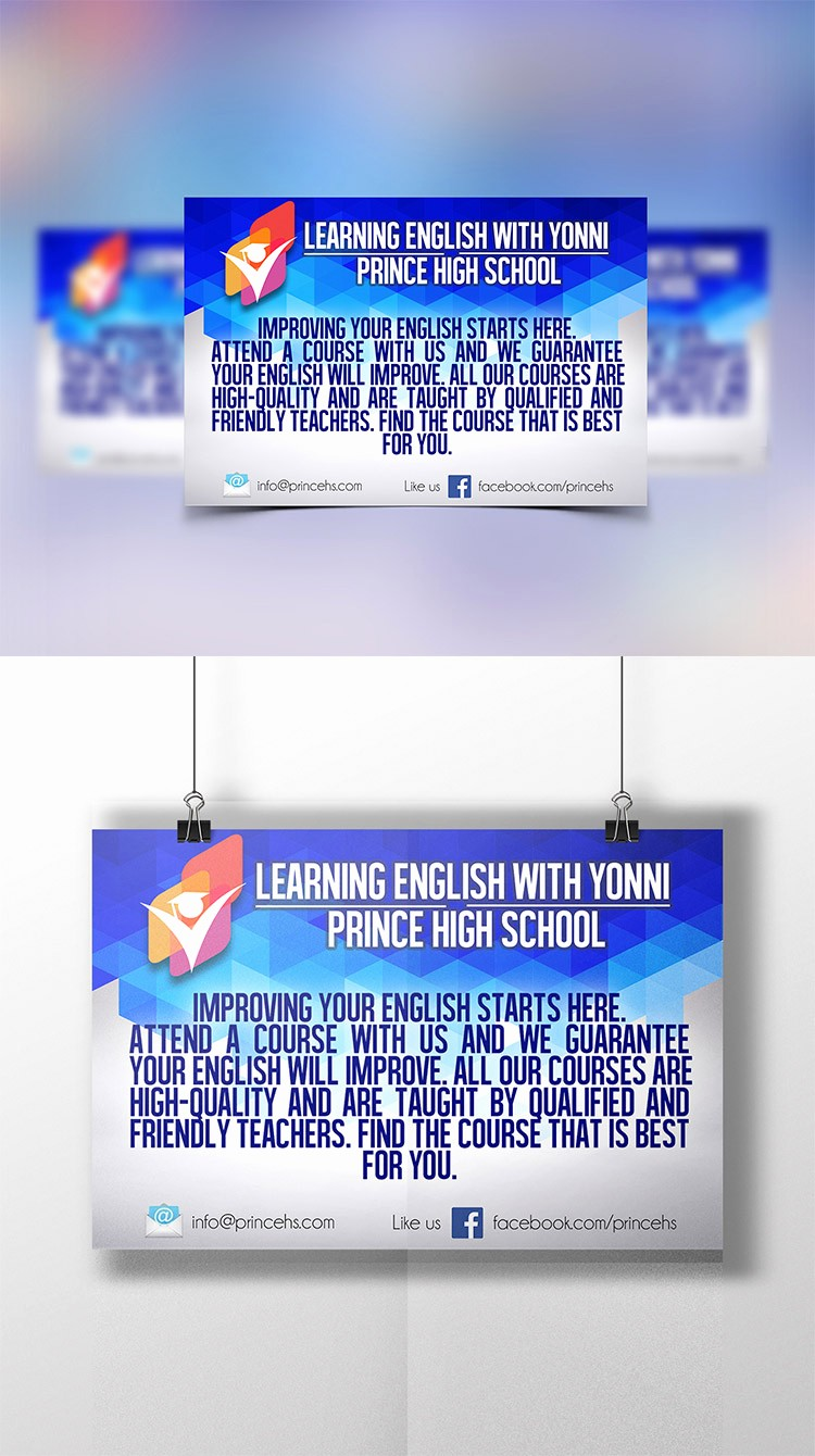 Enter to Win Flyer Template Awesome Academy Flyer Template Graphicfy