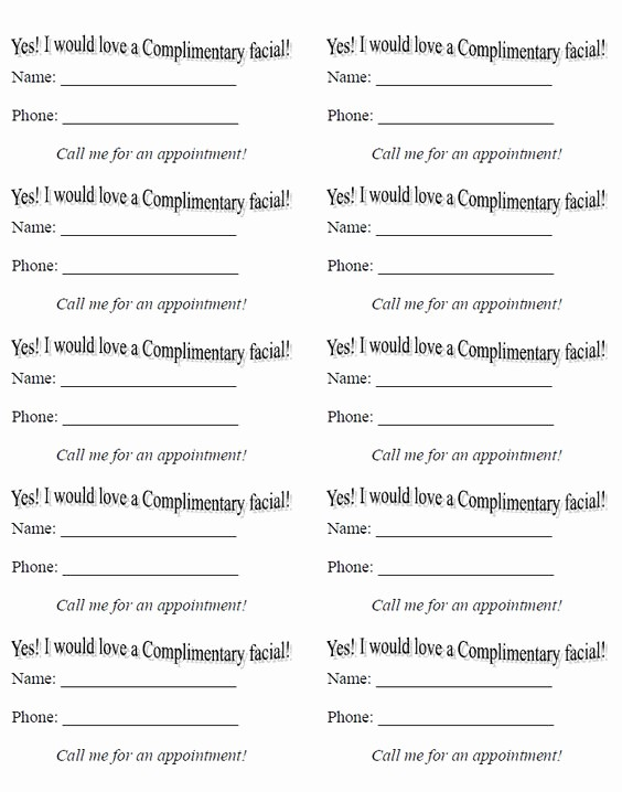 Enter to Win Raffle Template Fresh Mary Kay Drawing Slips Template Mary Kay