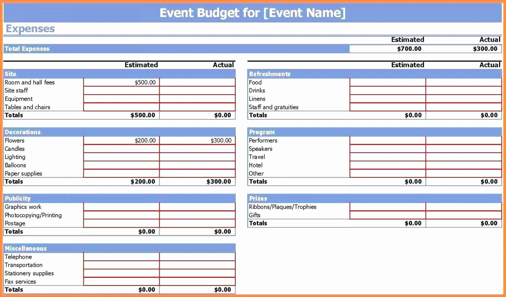 Event Budget Template Google Docs Beautiful Product Launch Plan Template Template Design Ideas