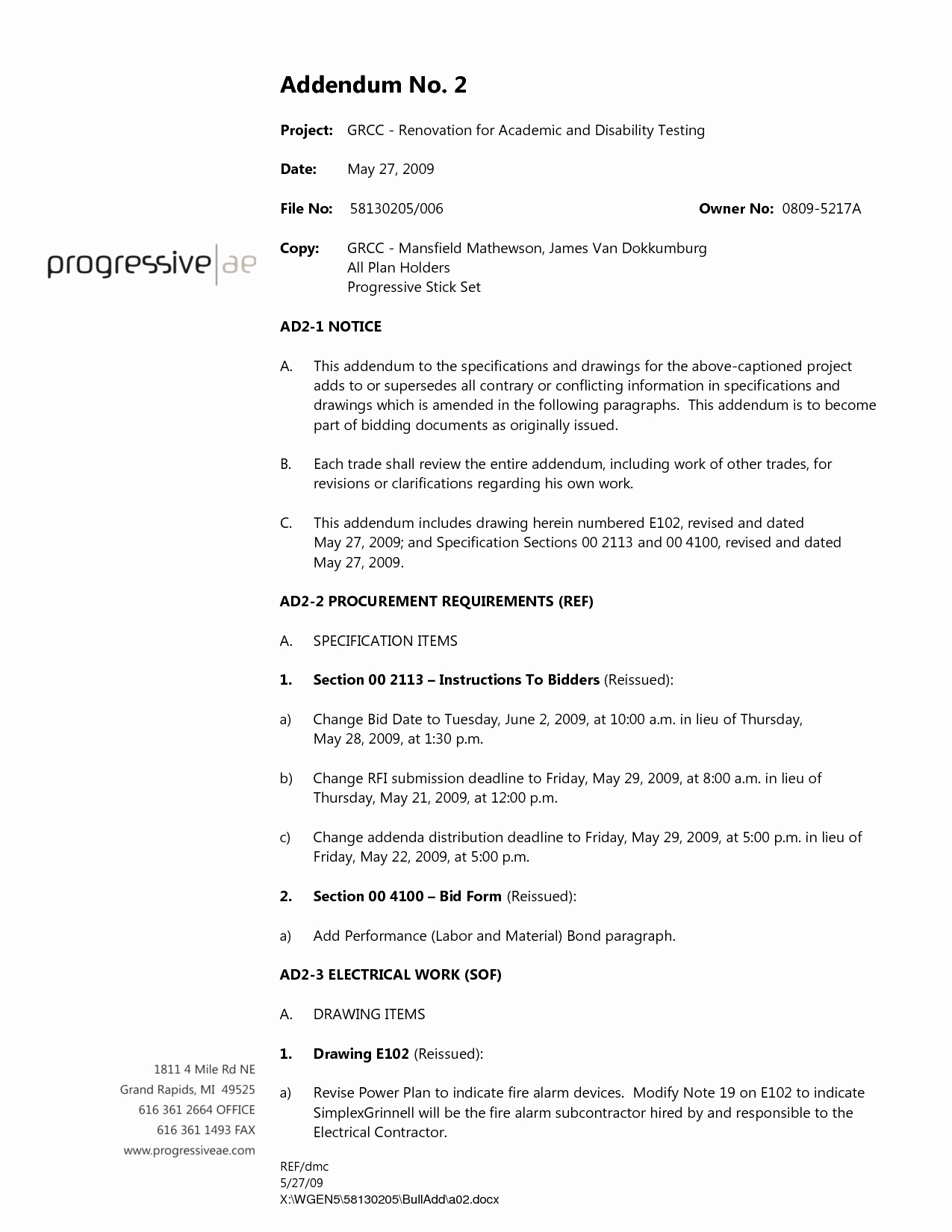 Example Of A Bid Proposal Lovely 13 Best Of Job Worksheet Template Job Safety
