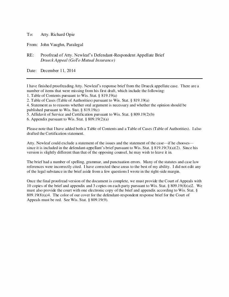 Example Of A Memo format Elegant Sample Interoffice Memo