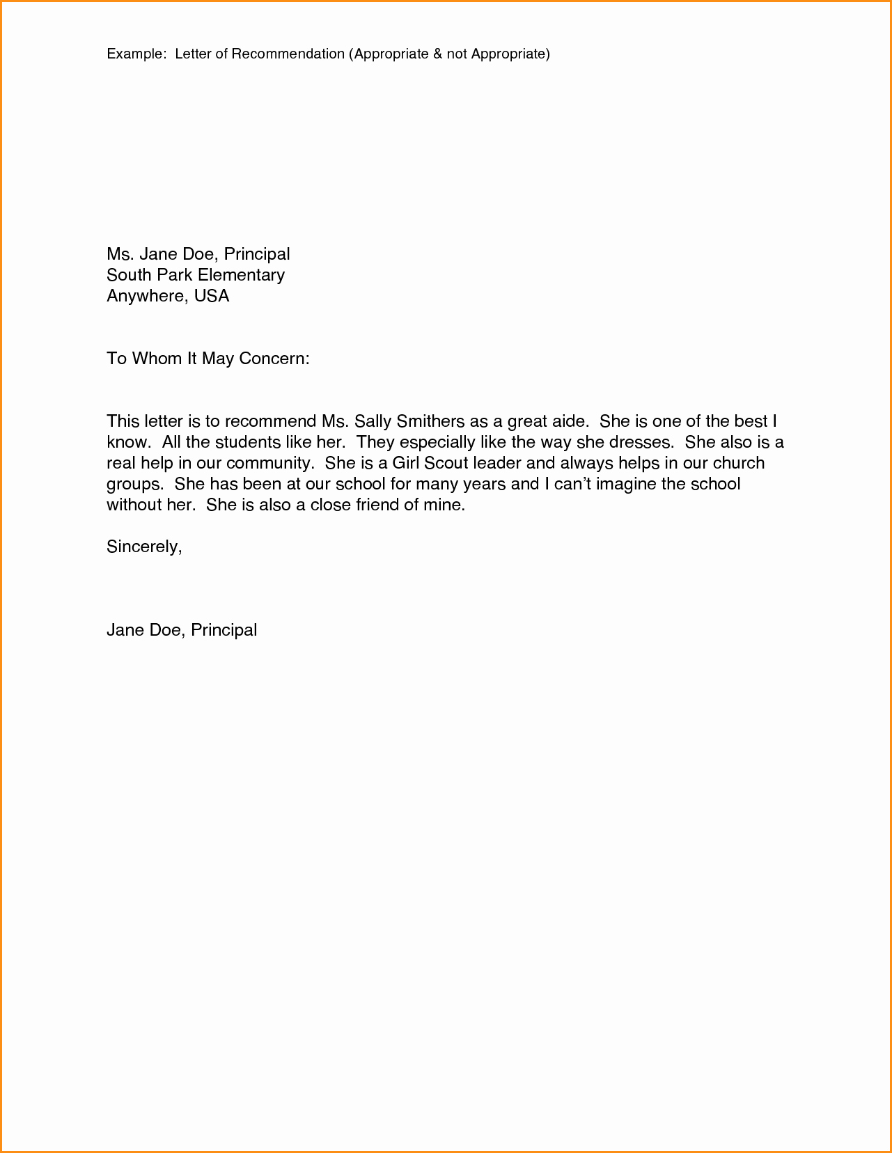 Example Of A Recommendation Letter New Best Of Sample Testimonial Letter for Business Resume Daily