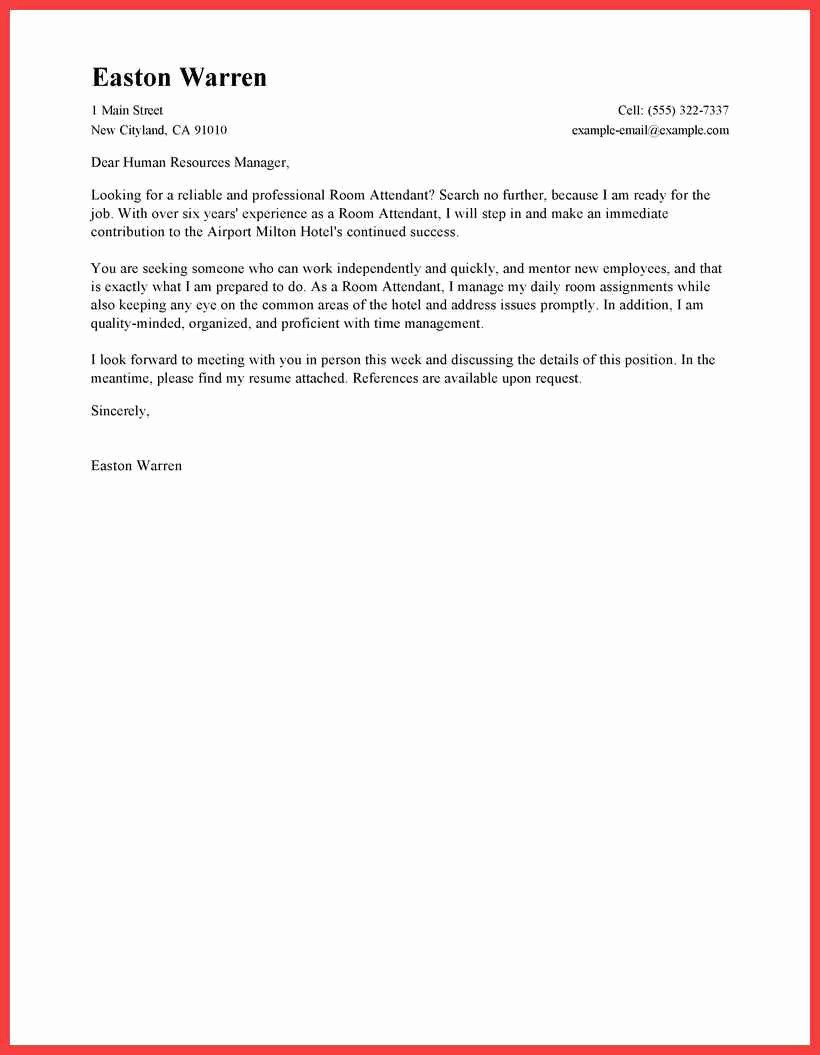Example Of A Short Memo New Short Cover Letter Template