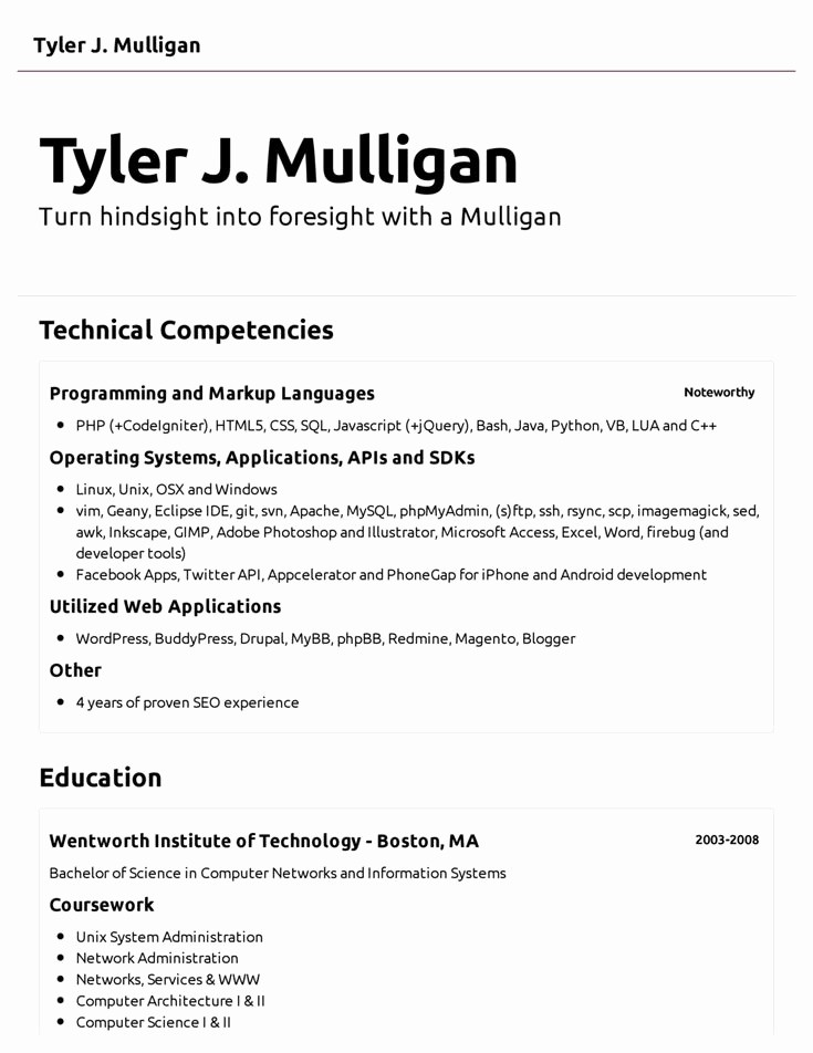 Example Of A Simple Resume Beautiful Best 25 Basic Resume Examples Ideas On Pinterest