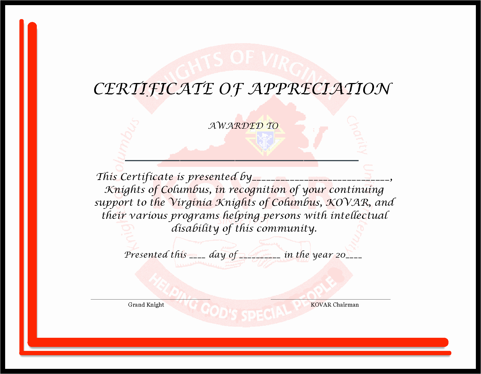 Example Of Certificate Of Appreciation New Achievement Award Wording Example Mughals