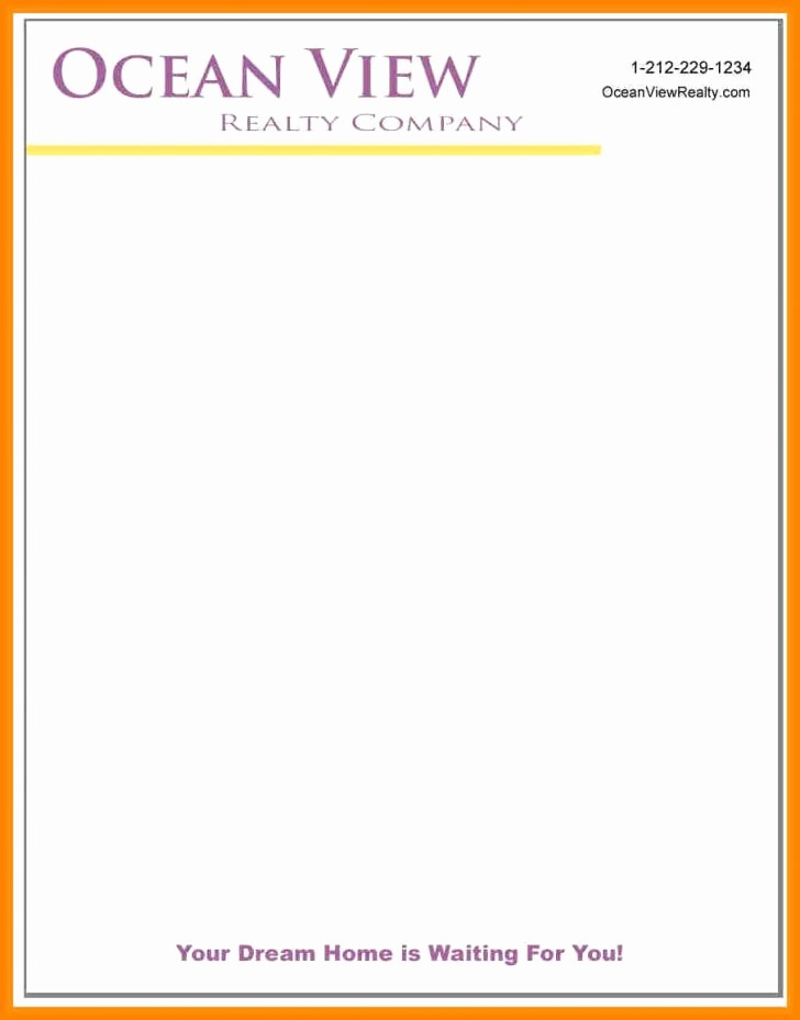 Example Of Letter Headed Paper Beautiful Letter Headed Paper Samples Business Letters