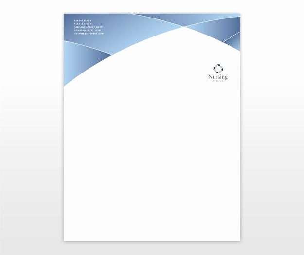 Example Of Letter Headed Paper Best Of Printing Letter Headed Paper Printable 360 Degree