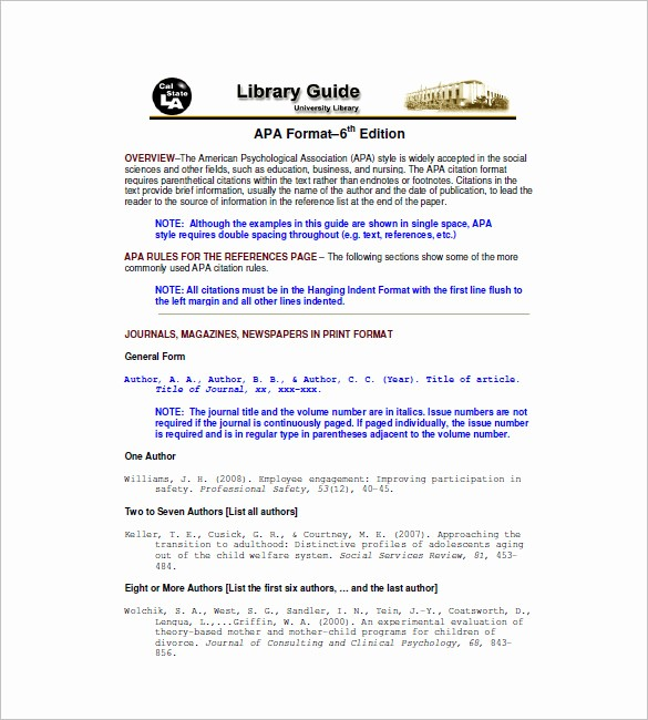 Example Of Professional Reference List Beautiful Reference List Template 18 Free Sample Example format