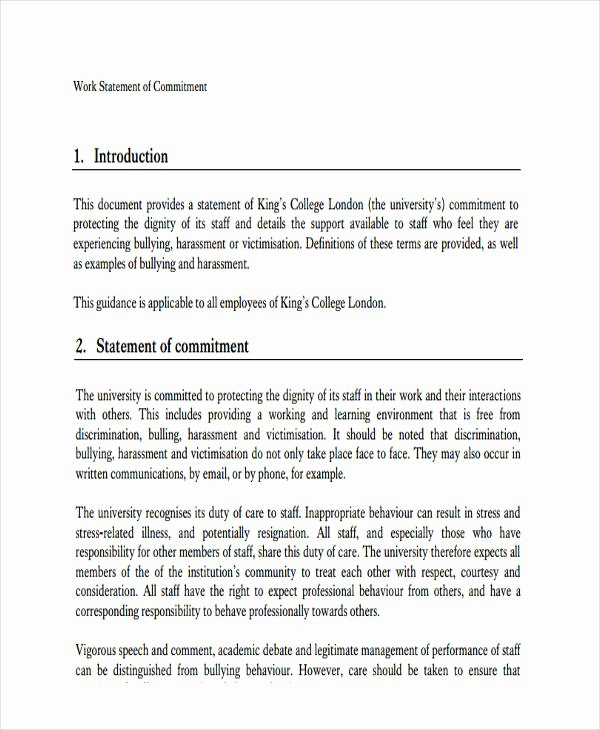 Example Of Statement Of Work Beautiful 31 Statement Of Work Examples & Samples Pdf Word Pages