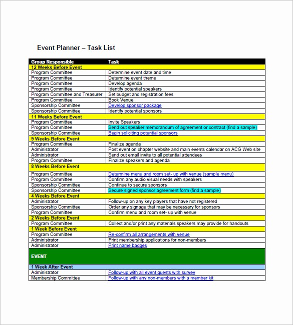 Example Of to Do List Lovely Task List Template 9 Free Sample Example format