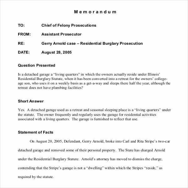 Examples Of A Business Memo Inspirational Cover Memo Template – 10 Free Word Pdf Documents