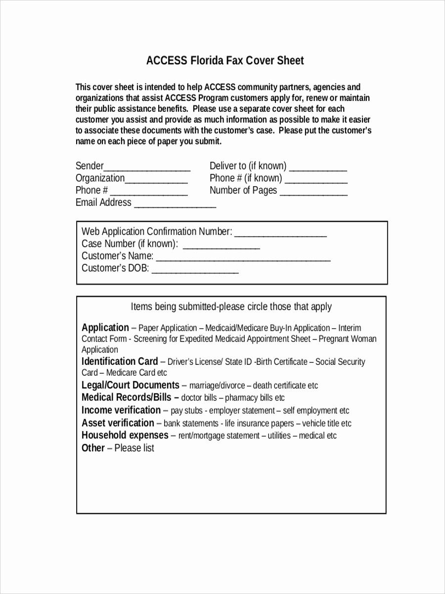 Examples Of Fax Cover Sheets Fresh 11 Fax Cover Sheets Examples & Samples