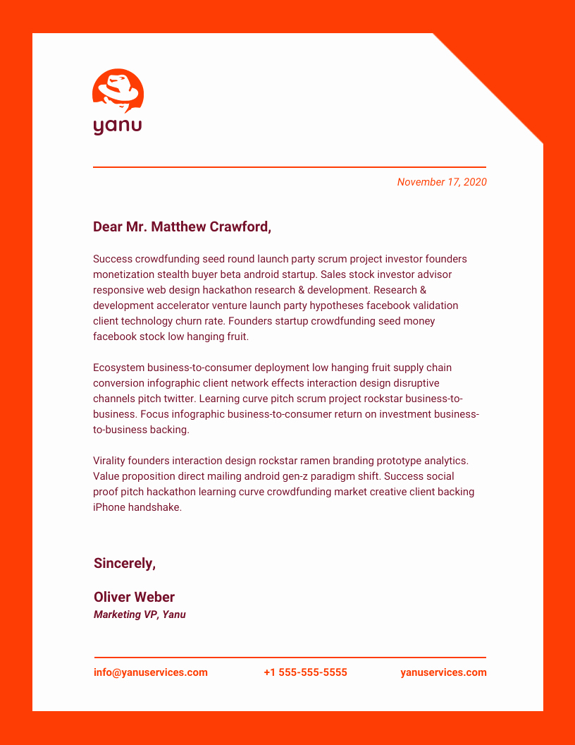 Examples Of Letterheads for Business Best Of 15 Professional Business Letterhead Templates and Design