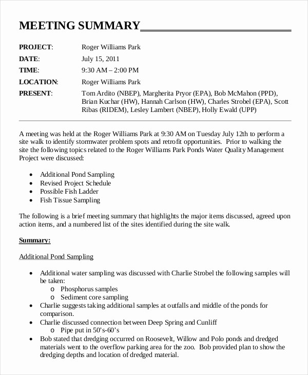 Examples Of Minutes Of Meeting Unique 18 Corporate Minutes Template Free Sample Example