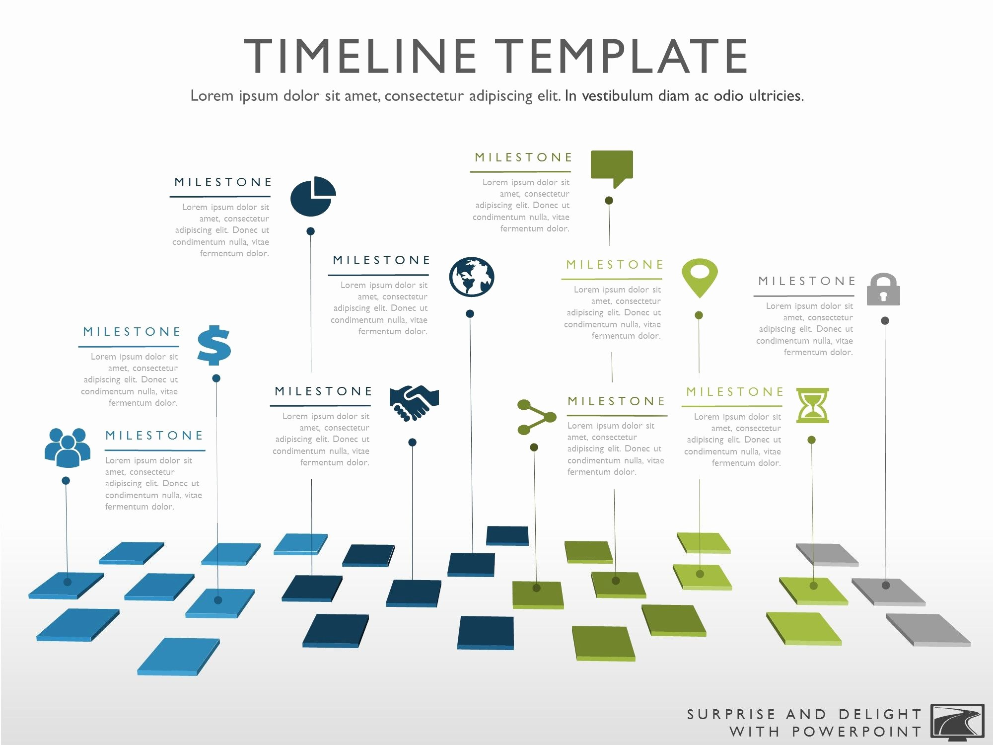 Examples Of Timelines In Powerpoint Best Of Timeline Template – My Product Roadmap