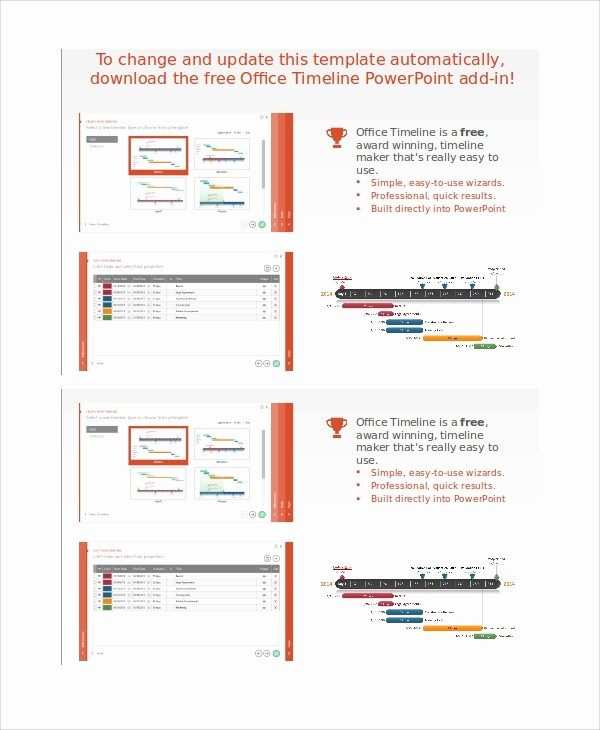 Examples Of Timelines In Powerpoint Luxury 8 Powerpoint Timeline Samples