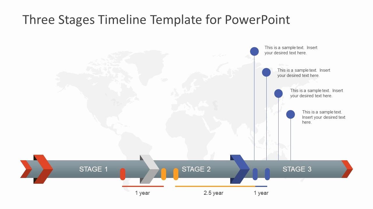 Examples Of Timelines In Powerpoint Luxury Creative Timeline Design Gantt Chart Slidemodel