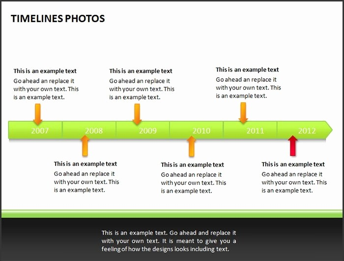 Examples Of Timelines In Powerpoint New 20 Timeline Powerpoint Templates