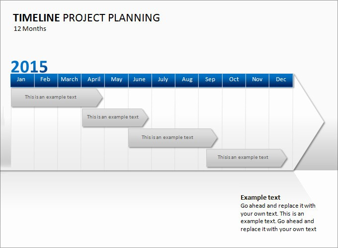 Examples Of Timelines In Powerpoint Unique Project Timeline Templates 19 Free Word Ppt format