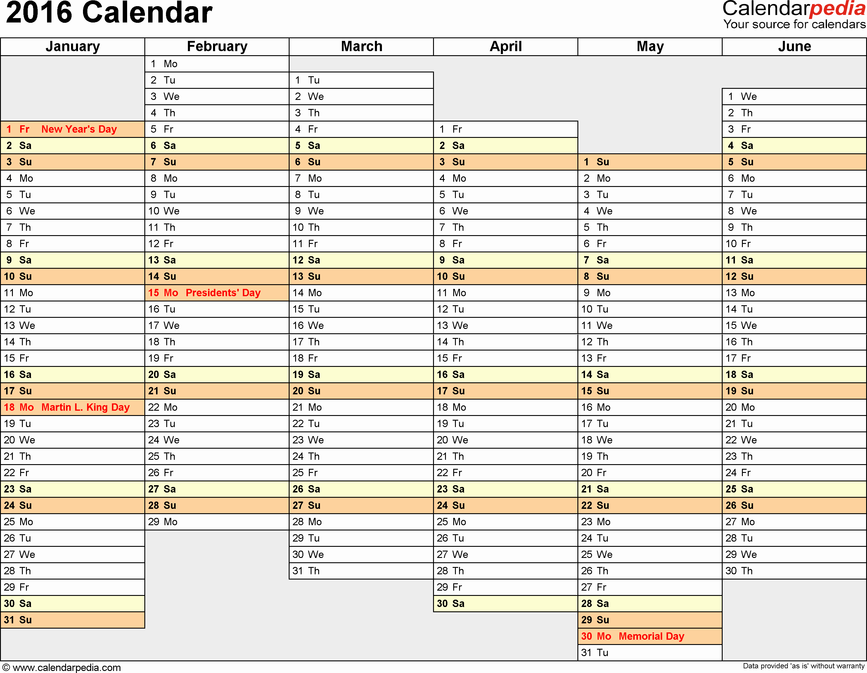 Excel 2016 Calendar with Holidays Lovely 2016 Excel Yearly Staff Holiday Calendar
