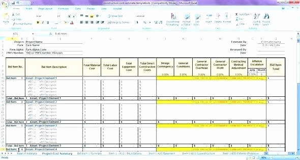 Excel Costing Template Free Download Fresh Costing Sheet Template Excel