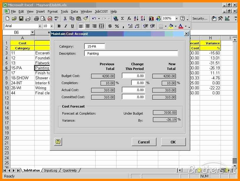 Excel Costing Template Free Download New 12 Excel Costing Template Free
