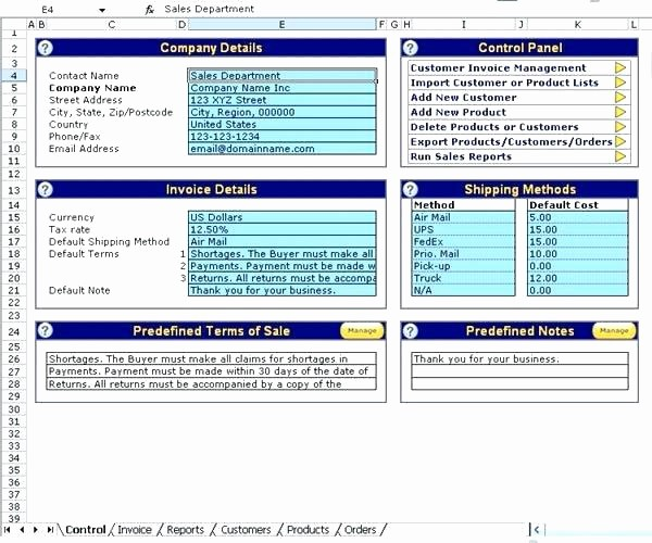 Excel Customer Database Template Free Elegant Customer Contact List Template Word Database Excel Client