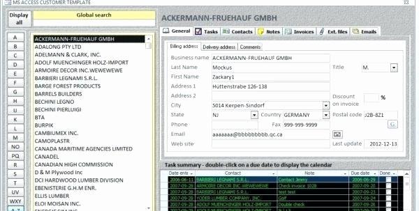 Excel Customer Database Template Free Elegant Real Estate Database Excel – sohbetciyizub