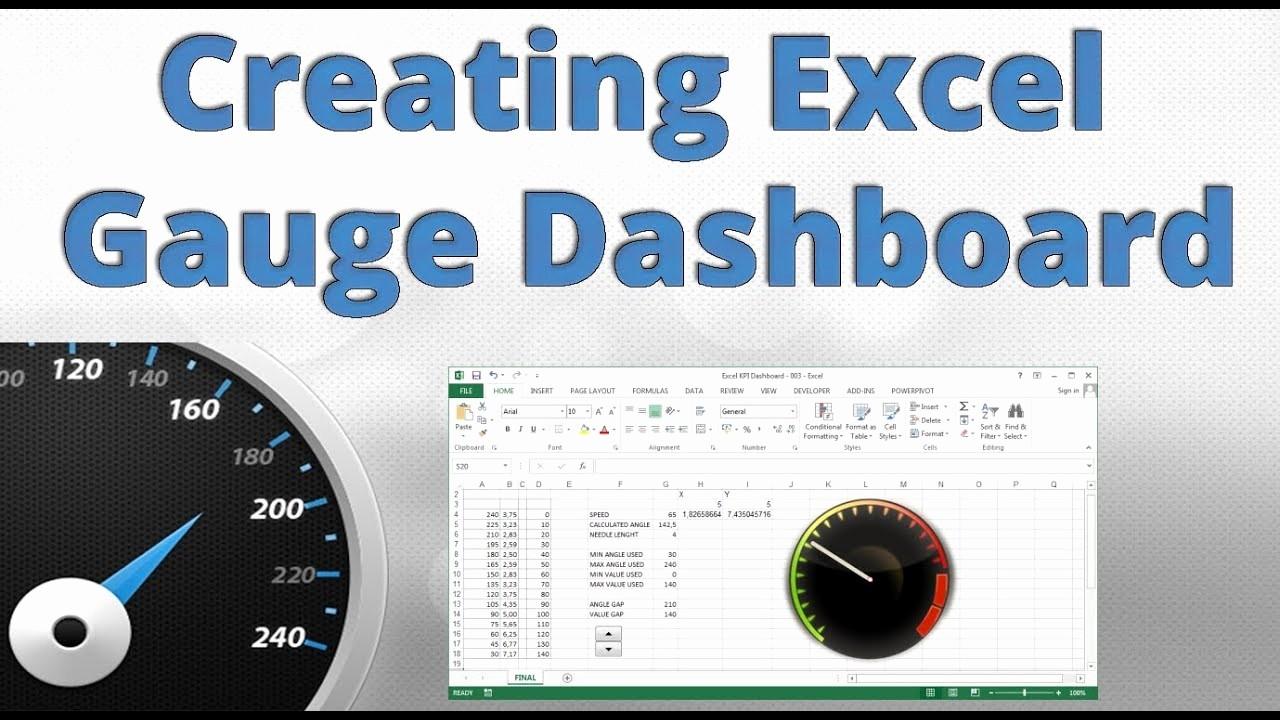 Excel Dashboard Gauges Free Download Unique Creating Excel Kpi Dashboard Excel Dashboard Templates