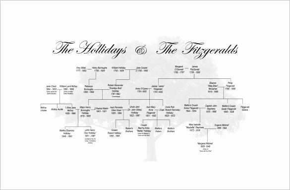 Excel Family Tree Template Free Luxury Simple Family Tree Template Excel Templates Data