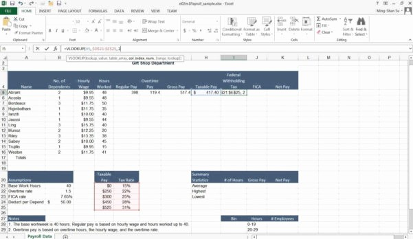 Excel formula for Payroll Hours Awesome Excel Spreadsheet to Calculate Hours Worked Spreadsheet