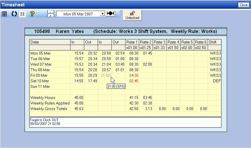 Excel formula for Payroll Hours Inspirational Paycheck Calculator with Overtime