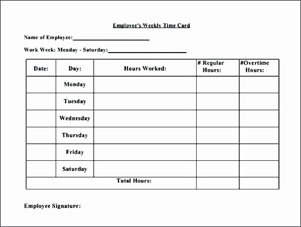 Excel formula for Time Card Elegant Time Calculator In Excel Time Card Calculator Bi Weekly