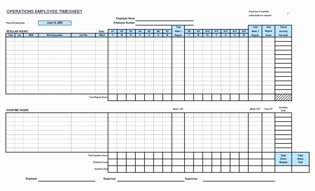 Excel formula for Time Card Elegant Timesheet with Breaks Excel Timesheet Templates