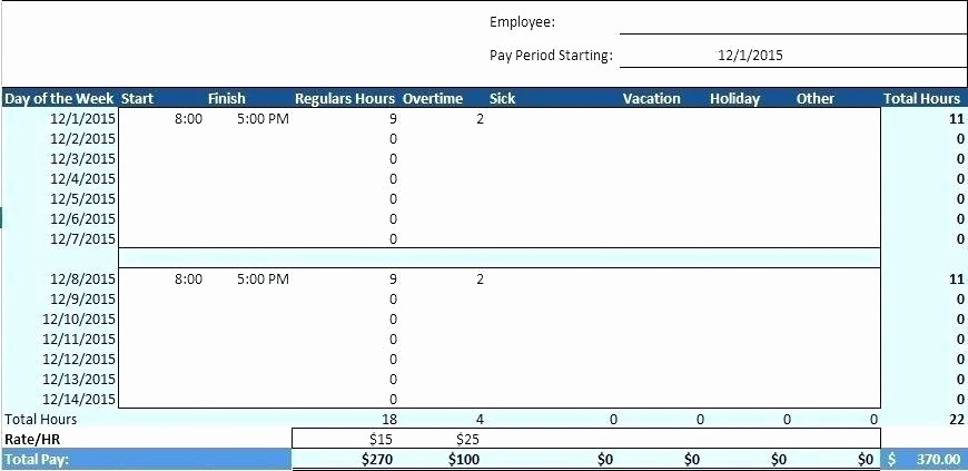 Excel formula for Time Card Fresh Excel Timecard Time Card Excel Free Human Resources