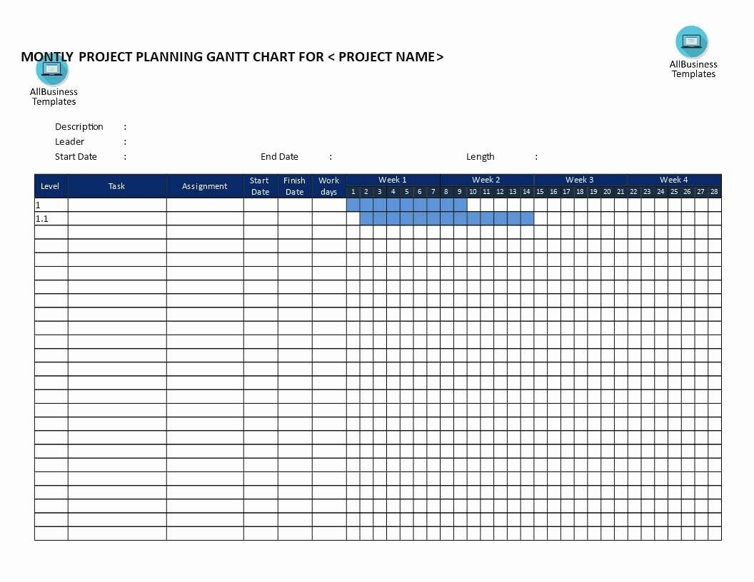 Excel Gantt Project Planner Template Beautiful Gantt Project Planner Template Excel 2013 Luxury Gantt